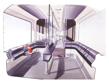 Pin By Yuchi Chang On Bus Inside View Pinterest